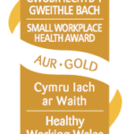 SWHA Gold logo